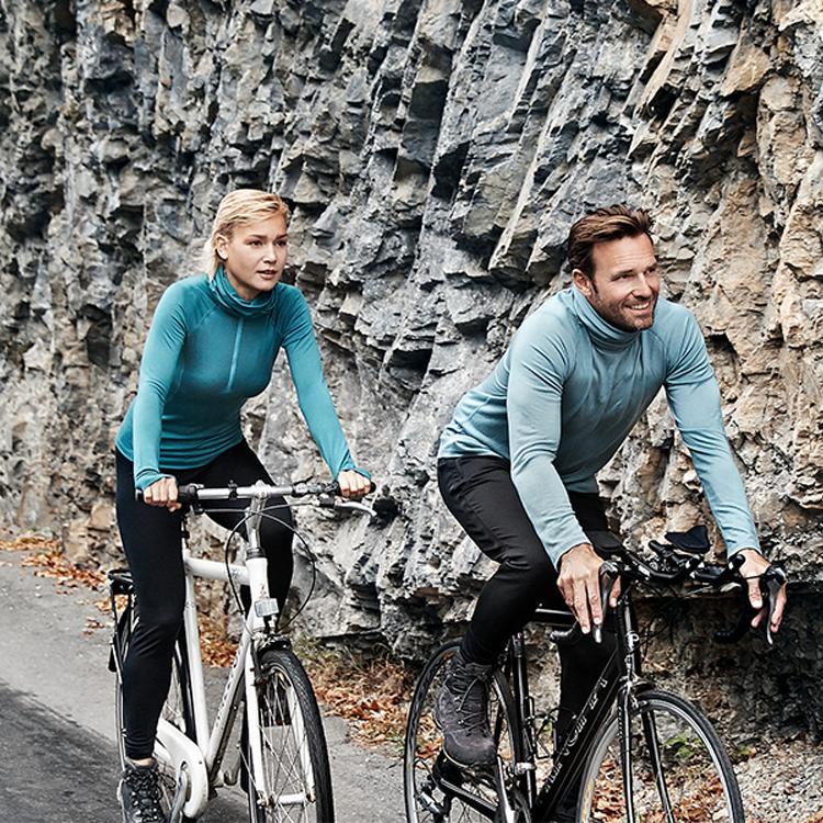Fyra skäl att välja merinoull för sport och outdoor – året runt
