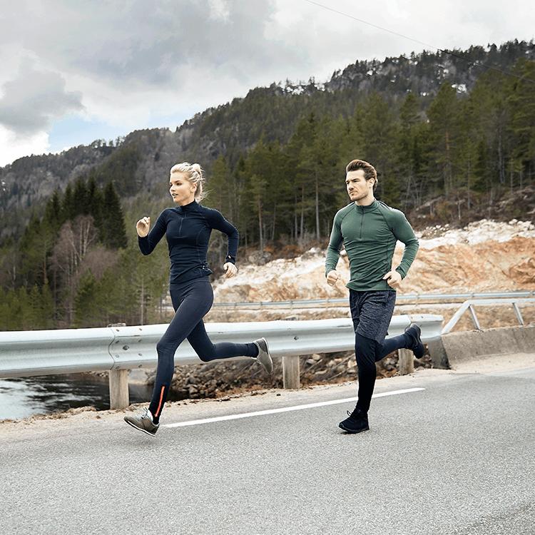 Från topp till tå: Så klär du dig bäst för en löptur i kylan