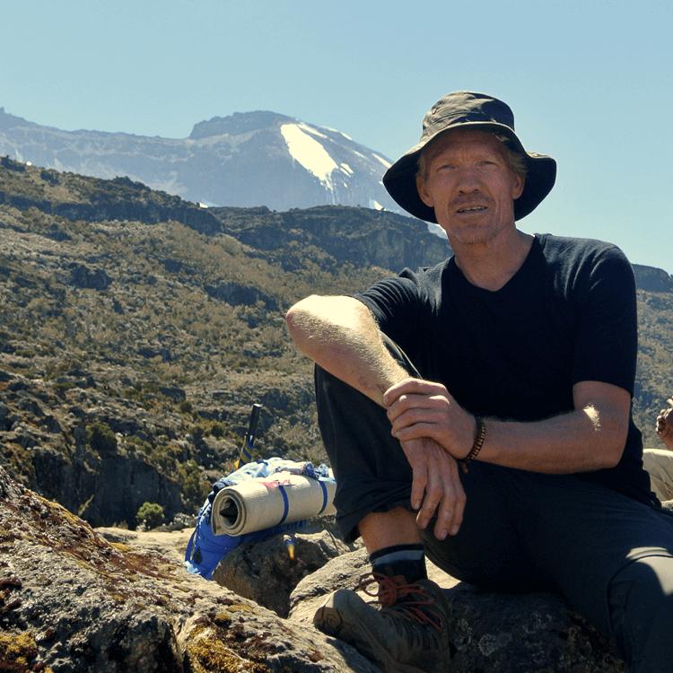 DILLING i test på Kilimanjaro