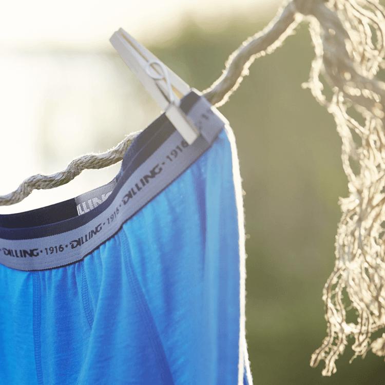 Så tvättar du dina ullunderkläder