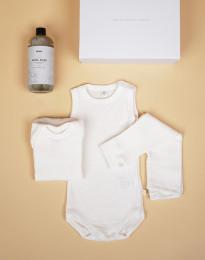 Babypaket natur stl 74