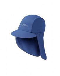 Solhatt för barn med UV-skydd UPF 50+ blå