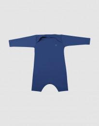 Babydräkt med UV-skydd UPF 50+ blå