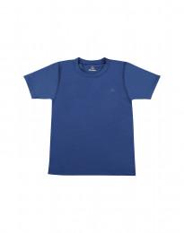 T-shirt för barn med UV-skydd UPF 50+ blå
