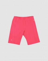 Barnshorts med UV-skydd UPF 50+ rosa