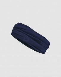 Tubhalsduk för män i exklusiv merinoull mörkblå