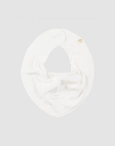 Dregglisar i ekologisk bomull vit