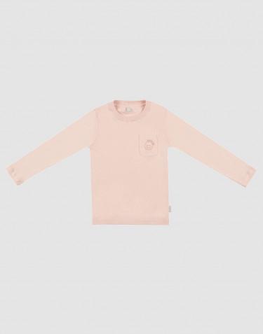 Pyjamaströja för barn rosa