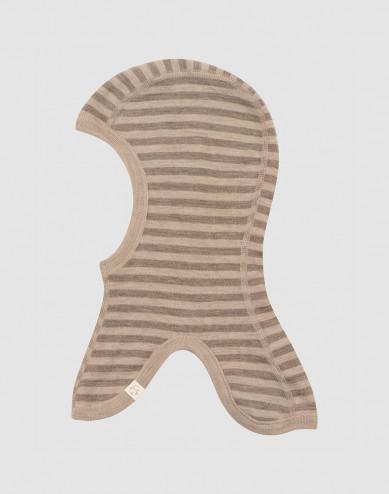 Balaklava i merinoull för baby och barn