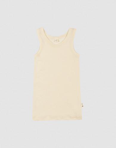 Linne i merinoull/siden för barn