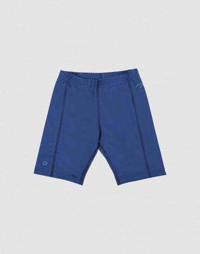 Barnshorts med UV-skydd UPF 50+ blå
