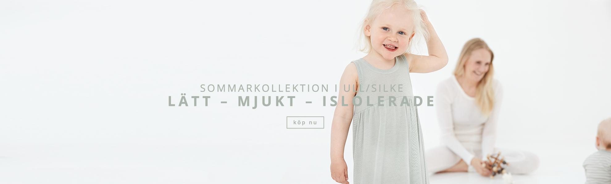Summer wool/silk